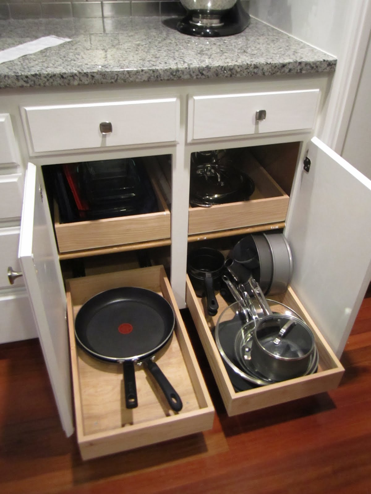 Drawers for the Kitchen – megan&andrew